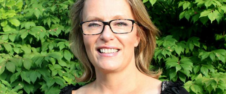 Meet Liz Jorgensen